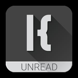 Kustom未读插件:Kustom Unread Plugin 1