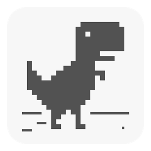 Chrome小恐龙游...