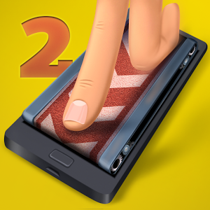 模拟跑步机2:Running track for fingers 2