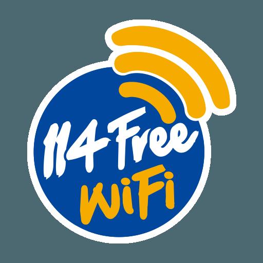 114Free WiFi 0.0.5.4