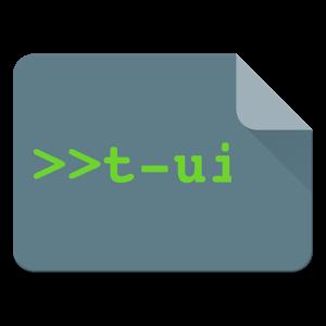 终端启动器:T-UI 4.5.b1