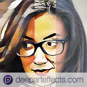 深度艺术滤镜:Deep Art Effects 1.3.2