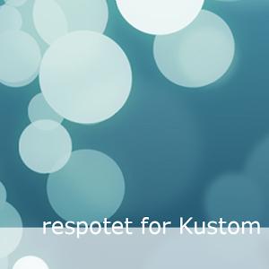 respotet for Kustom 1
