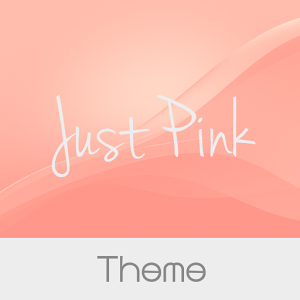 Pink Theme-Xperia主题