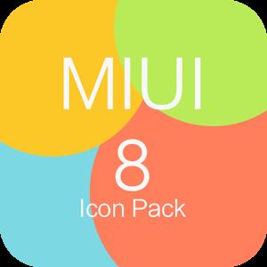 MIUI 8图标包