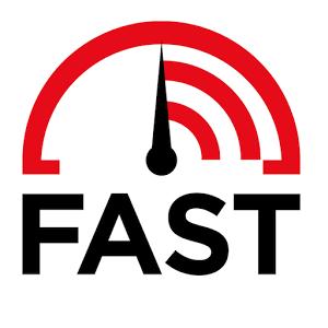 FAST网速测试...