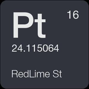元素周期表:Periodic Table 2016