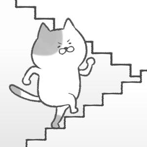 猫的楼梯不好走啊:ねこ階段 1.1.0