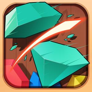粉碎宝石:Slashing Gems 3D 1.2
