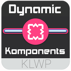 KLWP动态组件:Dynamic Komponents for KLWP 1.2