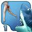 食人鲨3D:Hungry Shark天生杀人狂 1.7.0