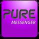 短信桌面显示:Pure messenger widget2.7.1