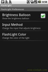 手电筒:Flashlight