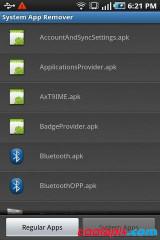 系统程序卸载器:SystemApp Remover
