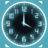创战纪时钟:Tron Legacy Clock Widget