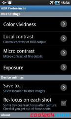 HDR相机:HDR Camera+