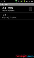Wifi共享:Wifi Hotspot & USB Tether Pro