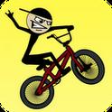火柴人特技脚踏车:Stickman BMX Pro 1.1