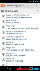 Google网站分析:Google Analytics