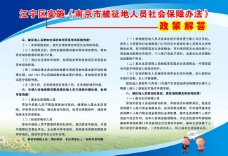 县被征地农民就业培训和社会保障工作实施方案(试行)