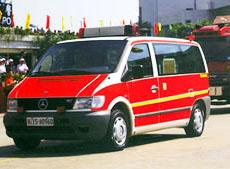 消防队警用车辆专项治理实施方案