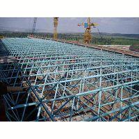 天良钢结构网架...