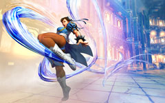 街头霸王X铁拳(Street Fighter X Tekken)春丽组、三岛平八组招式互换补丁