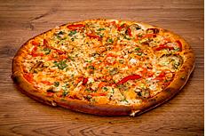 必胜客比萨