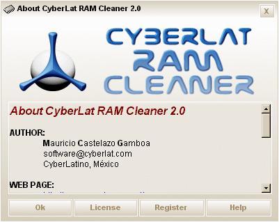 CyberLat RAM Cleaner
