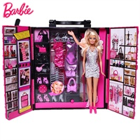 芭比的服装店...