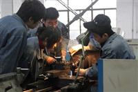 金工制造铸型实习总结