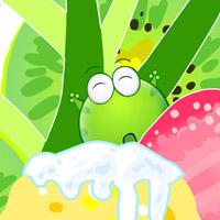 绿豆蛙收集材料