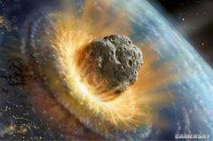 撞击小行星