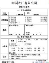 银行员工辞职报告范文