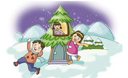 小学三年级寒假计划