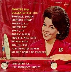 Surfin Annette