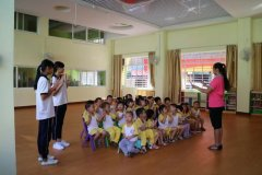 幼儿园教育实习小结