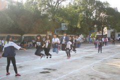 学校跳绳比赛活动方案范文
