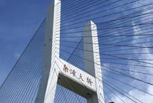 上海南浦大桥导游词