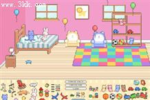 我的可爱卧室...