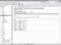 SQLite Manager for SeaMonkey