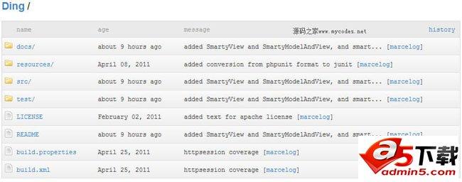 Ding Framework 1.6.3