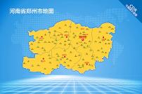 郑州地图 1.00