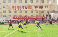 小学校园足球开展情况总结范文
