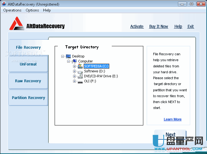 AltDataRecovery