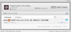 PageCookery(微博程序) 0.9.9