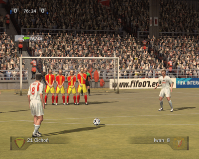 EA FIFA 2007