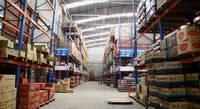 超市配送中心工作总结