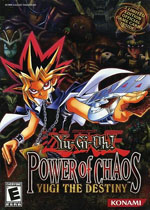 游戏王:混乱之力之海马复仇(Yu Gi Oh: Power of Chaos Kaiba the Revenge)