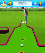 迷你高尔夫 主题...